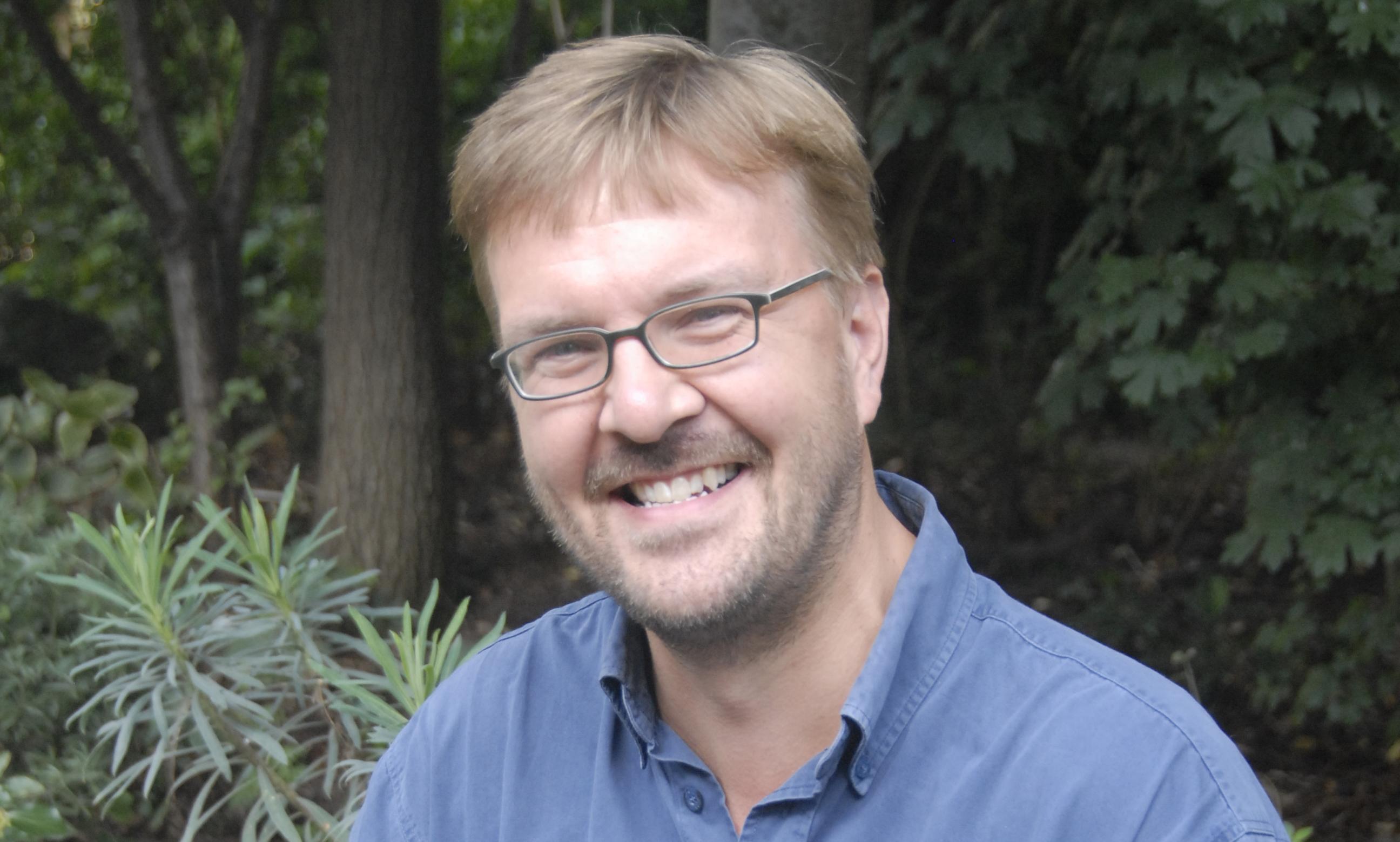 Nigel Whiteoak: Creating a hub for all knitters