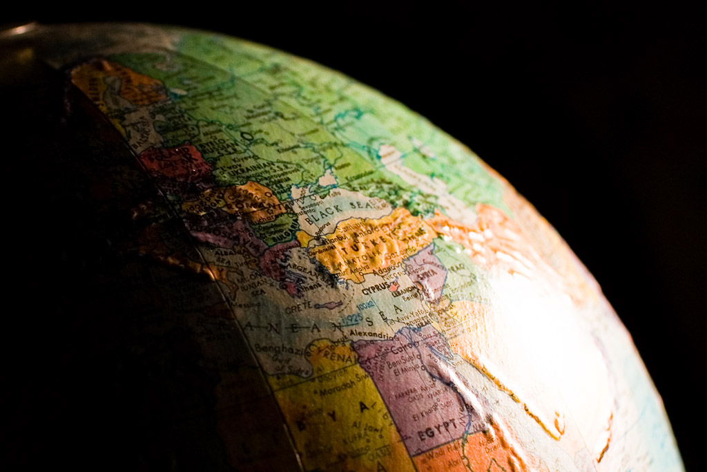 The 5 steps to becoming a global business