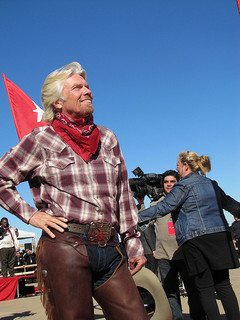 How to bring out the inner-Branson in your staff