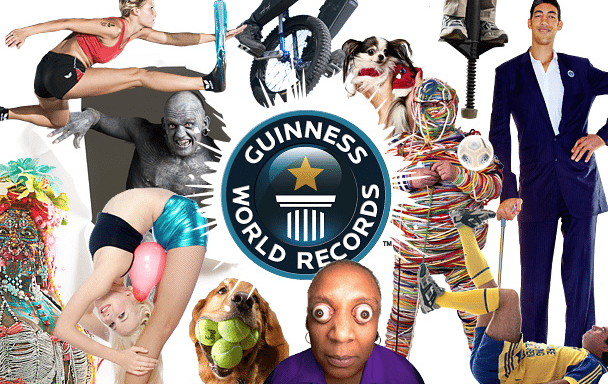 Top 7 business-minded Guinness World Records