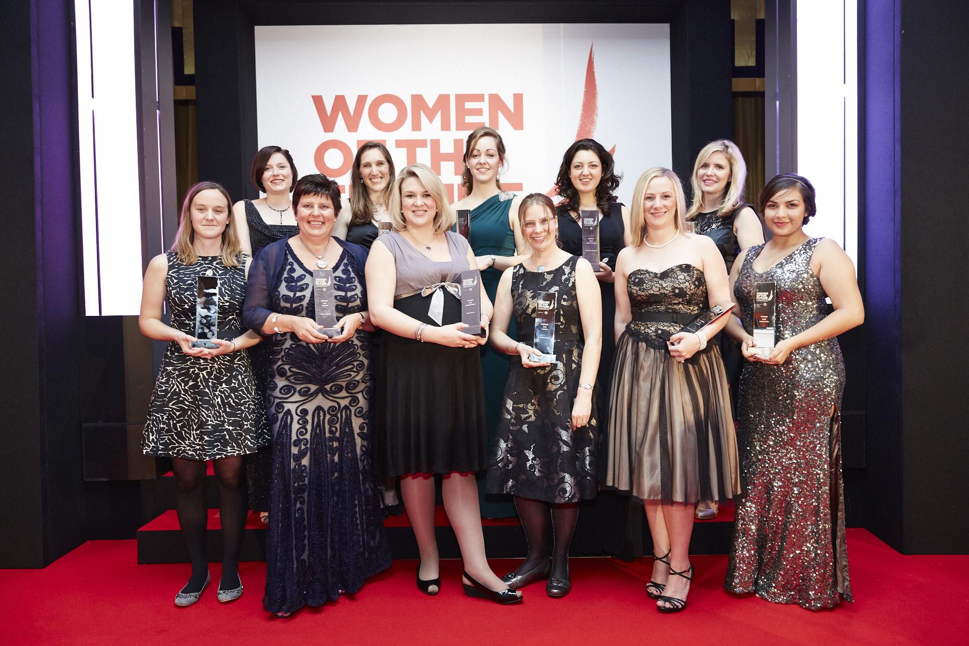 Women of the Future 2013: Meet the winners