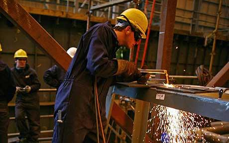 Manufacturing sector sees strongest growth since 1995