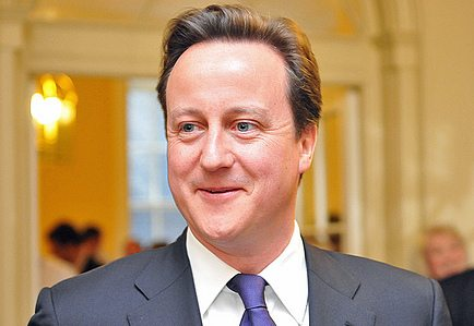 Britain needs a culture shift in favour of enterprise, says PM
