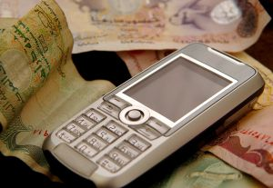 Mobile banking is on the verge of cashing in!