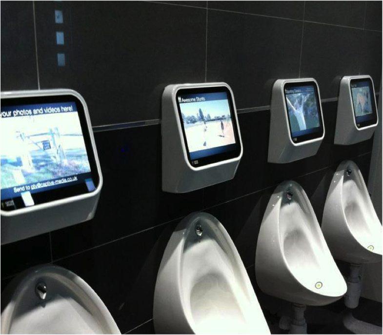 Urinal videogame company raises £250k through crowdfunding