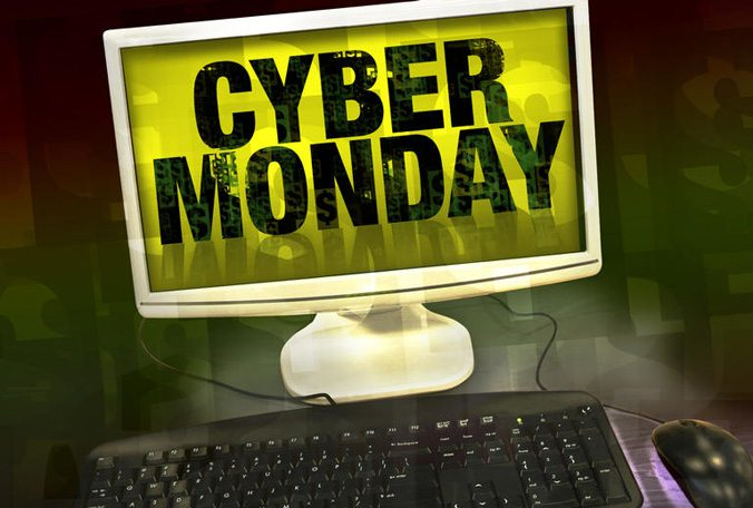 "Next week's ""Cyber Monday"" will see online sales peak"