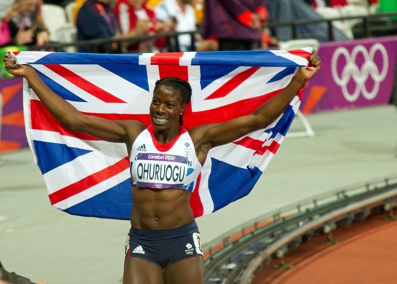 Britain smashes Olympic legacy economic target