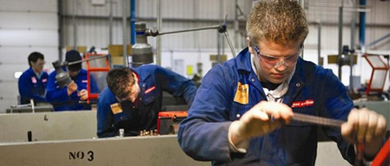 Figures confirm record number of apprenticeships