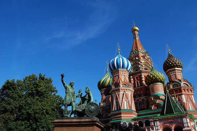 Need a massive new market? How about Russia?