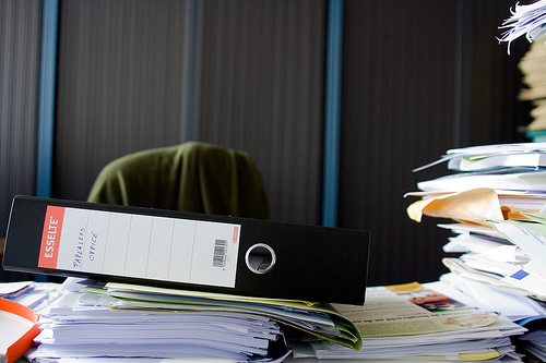 Only 1% of EU businesses achieve a paperless office