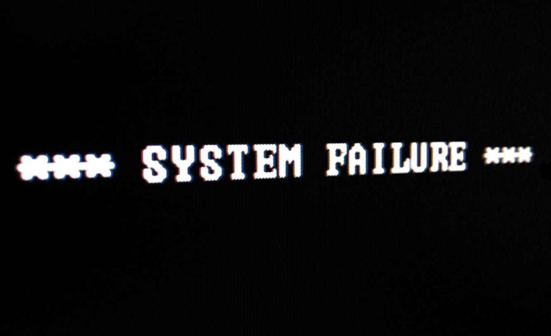 Five reasons businesses fail