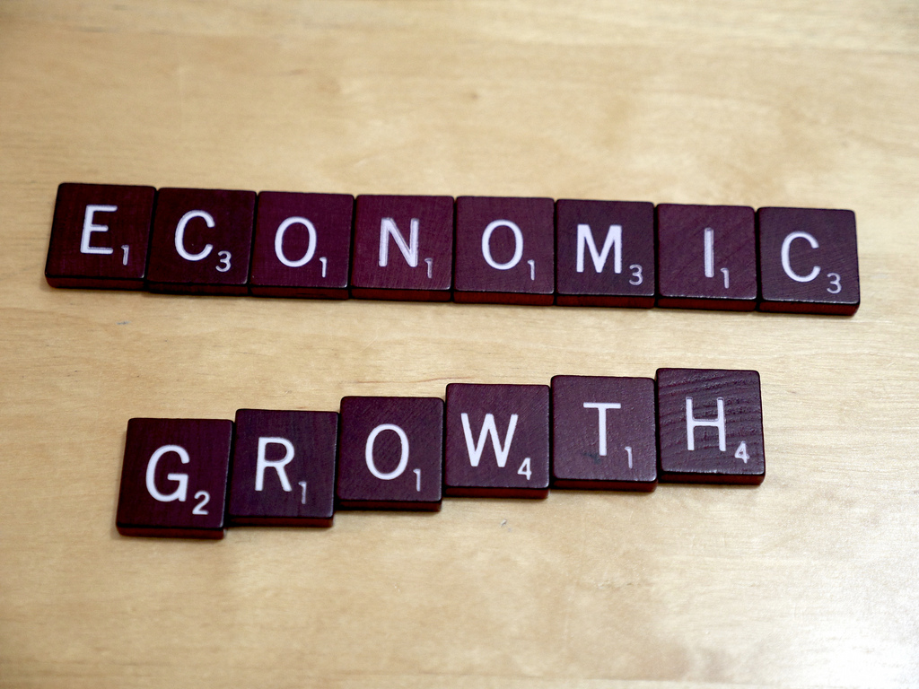 """Economy growing at fastest rate since 2007 but """"more must be done"""""""