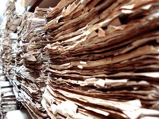 10 things we only know because the paper records were protected