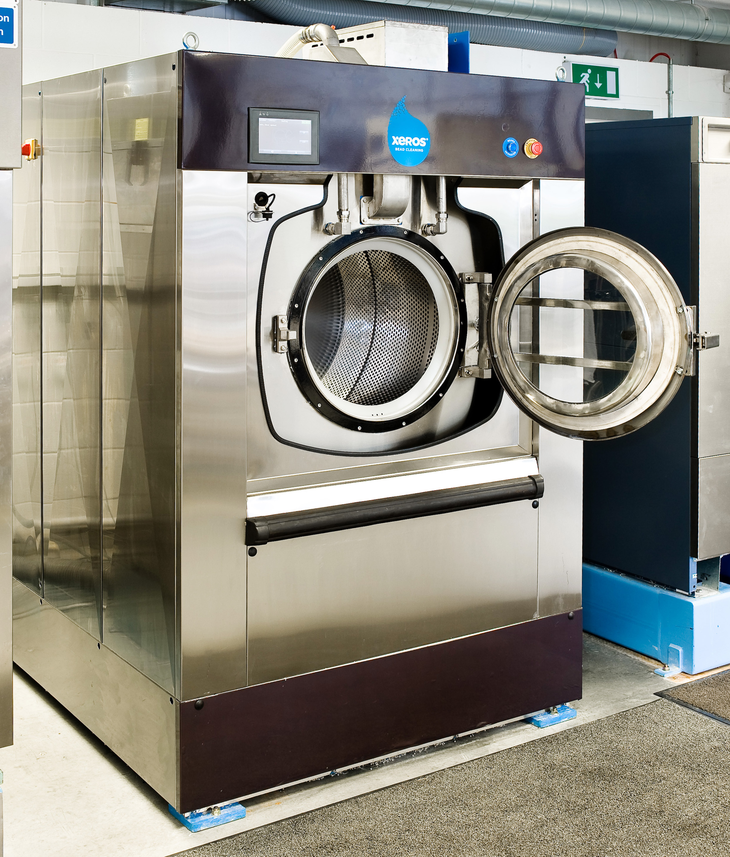 The British business revolutionising washing machines