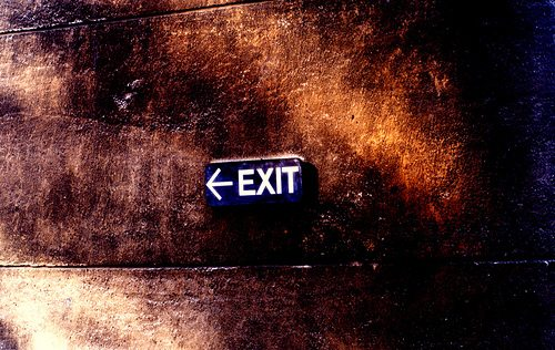 When is the right time to exit a venture capital or private equity backed business?