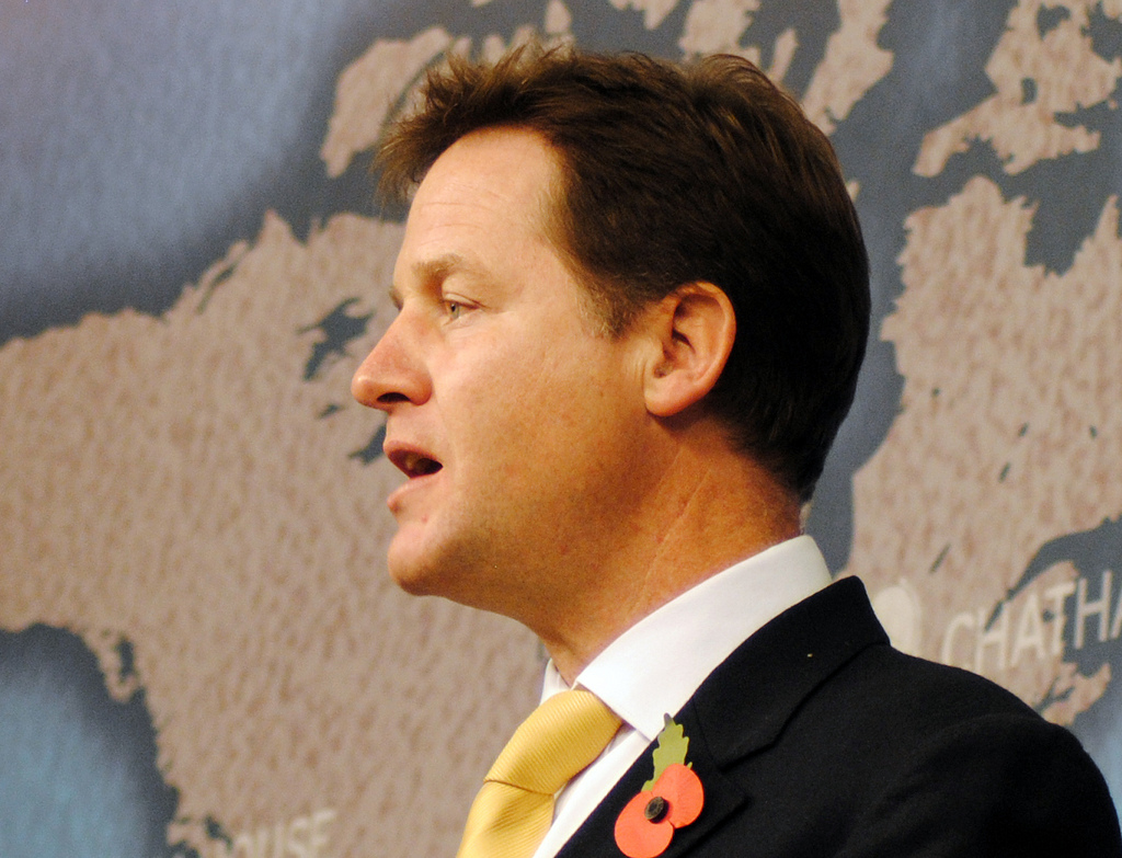 Clegg: Lib Dems are a party of business