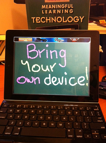 The hidden dangers of the BYOD phenomenon