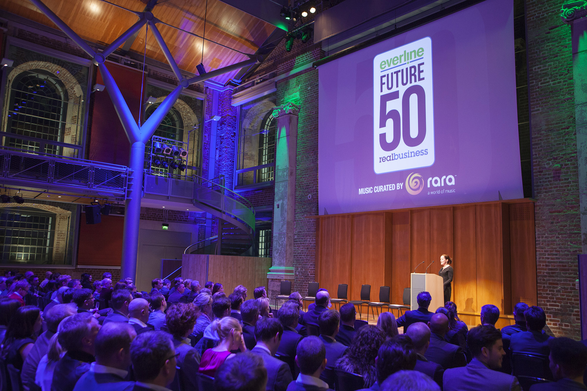 Everline Future 50: Britain's most disruptive new businesses revealed