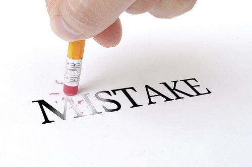 Why it?s important to learn from your business mistakes