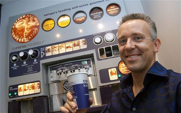 How Martyn Dawes built a ?23m coffee company in 10 years