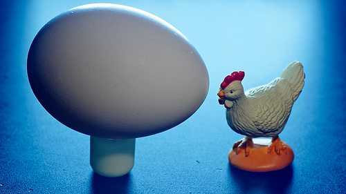 Customer Lifetime Value: Chickens lay more than one egg