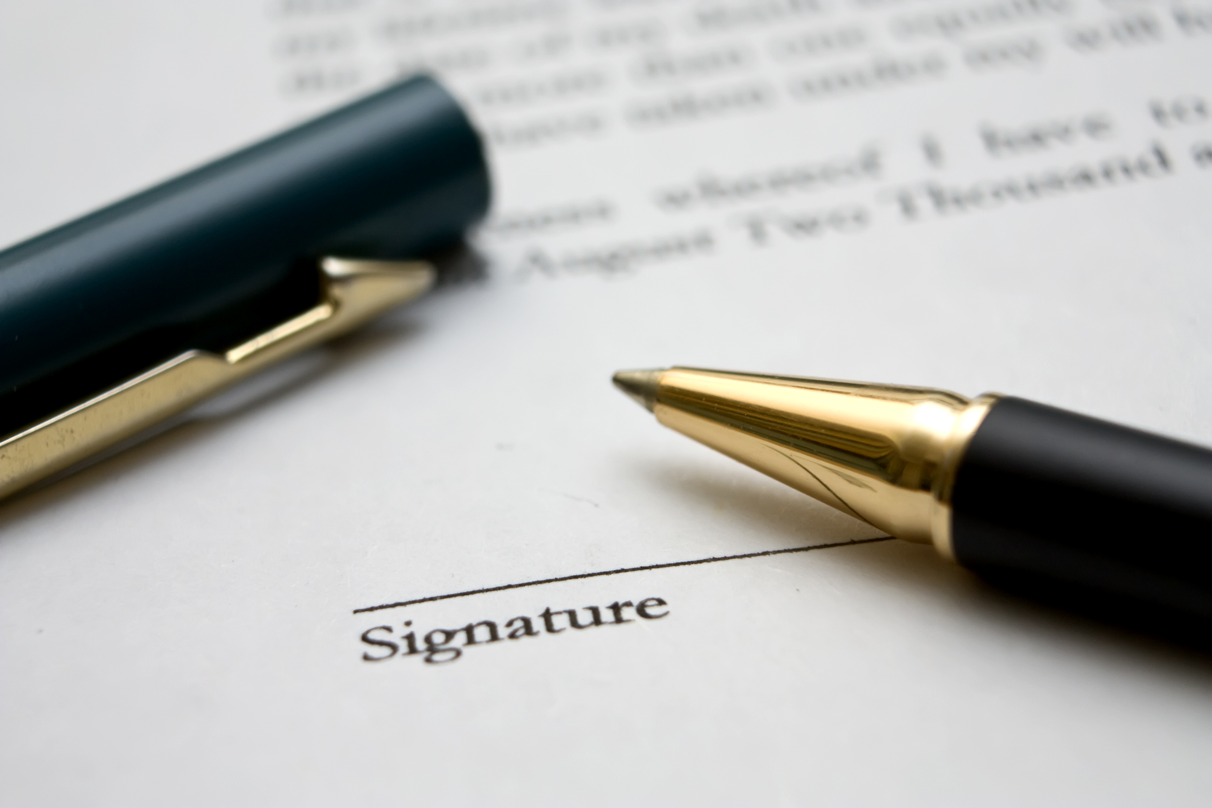 10 things you need to know that will make or break your contract