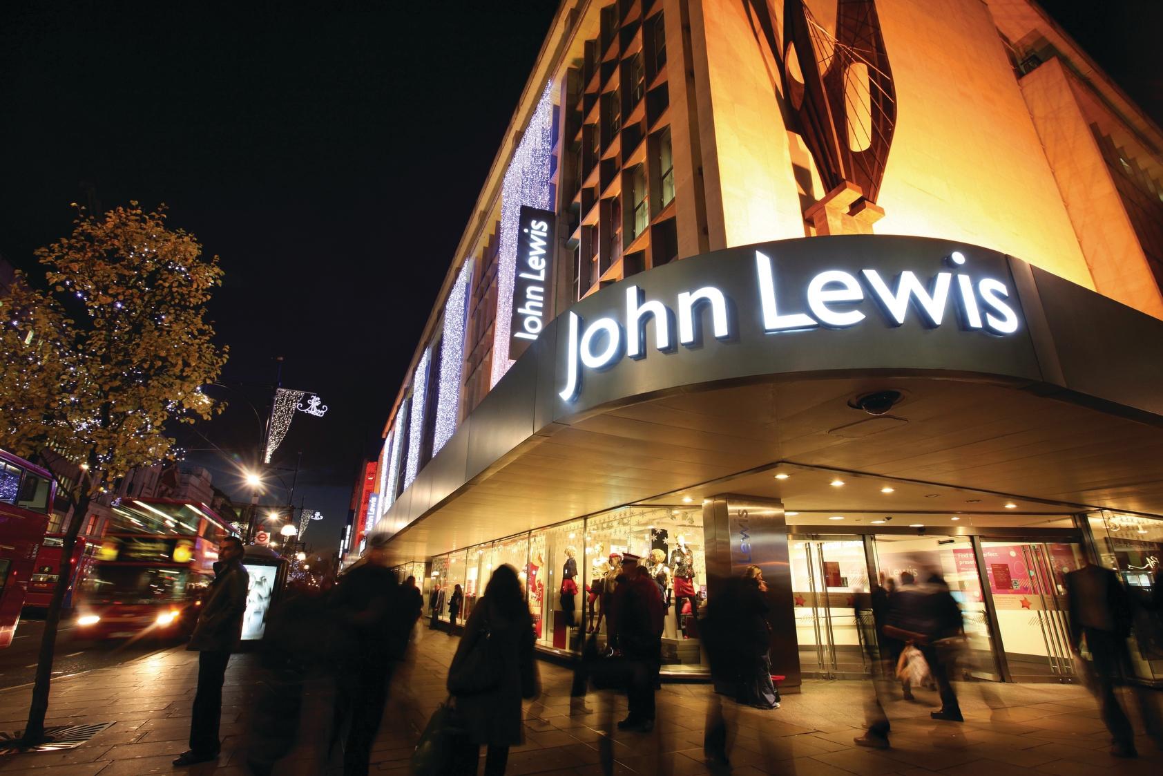 "John Lewis launches ""JLAB"" retail incubator"