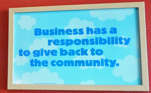 7 reasons for any business to become socially responsible