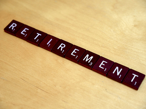 Retirement: DO we have a sell by date?