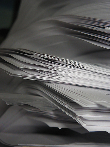 Customer communications go ignored because businesses can't process paper
