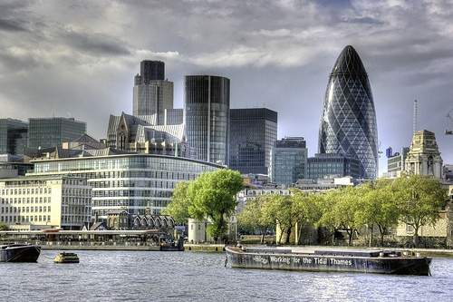 Investment boom turns London into fintech capital of Europe