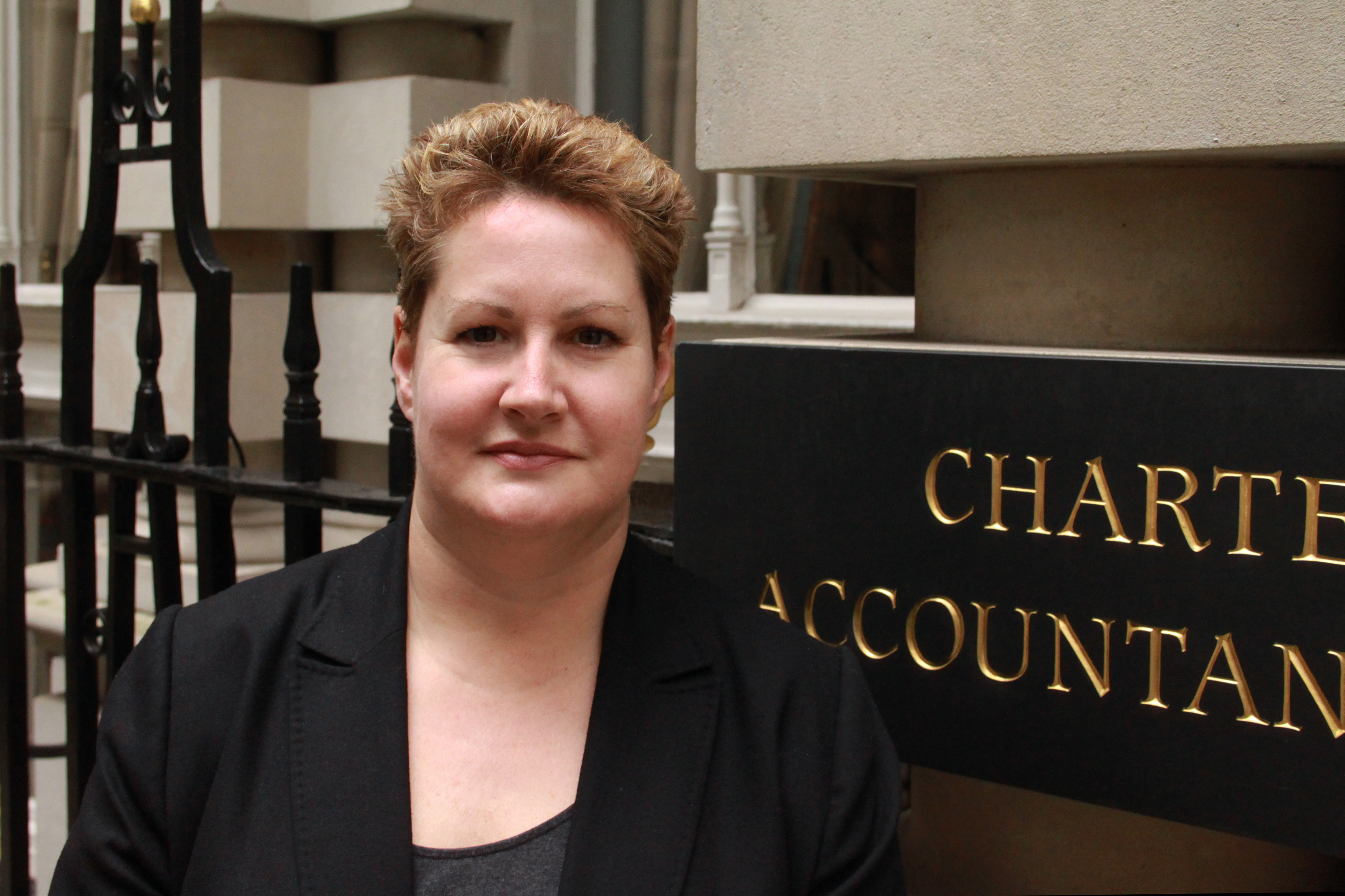 Breaking the accountancy glass ceiling