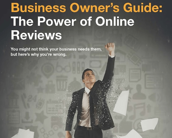 Business owner's guide: The power of online reviews