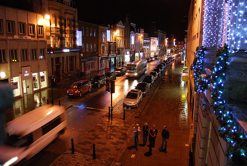 Knowledge economy could boost high street by ?30m