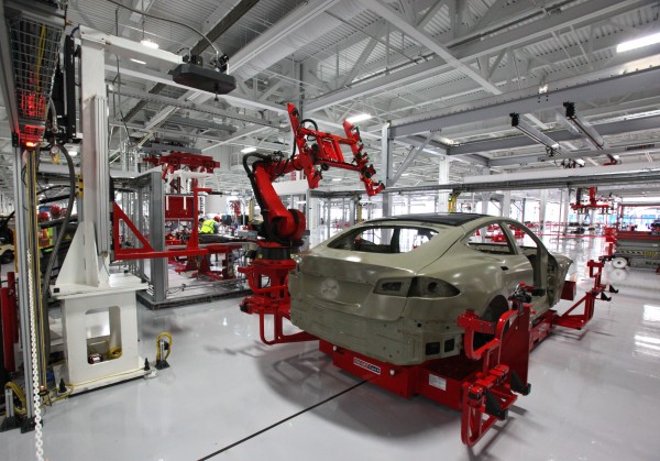 'Quality' manufacturing returning to UK