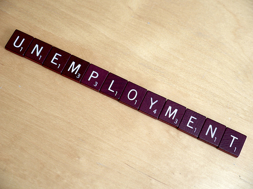 UK unemployment falls by 63,000