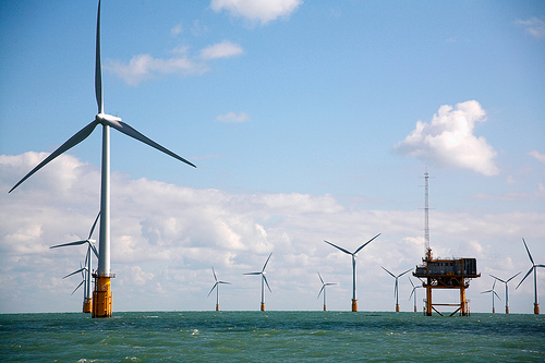 Businesses awarded £4m to innovate offshore wind industry