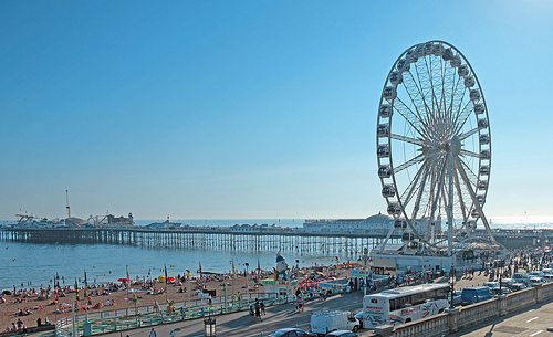 Brighton aims to become UK's 'Silicon Beach' tech hub