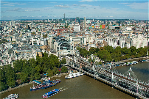 London is second most expensive city in the world for firms to situate staff