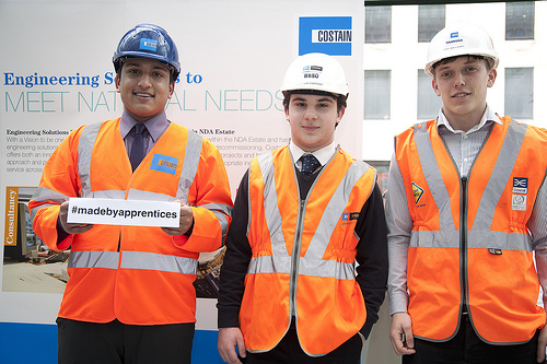 SMEs could boost bottom-line by 2k by taking on an apprentice