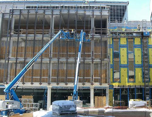 UK construction firms most confident since financial crisis