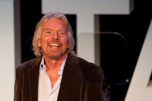 Richard Branson tops list of ideal bosses