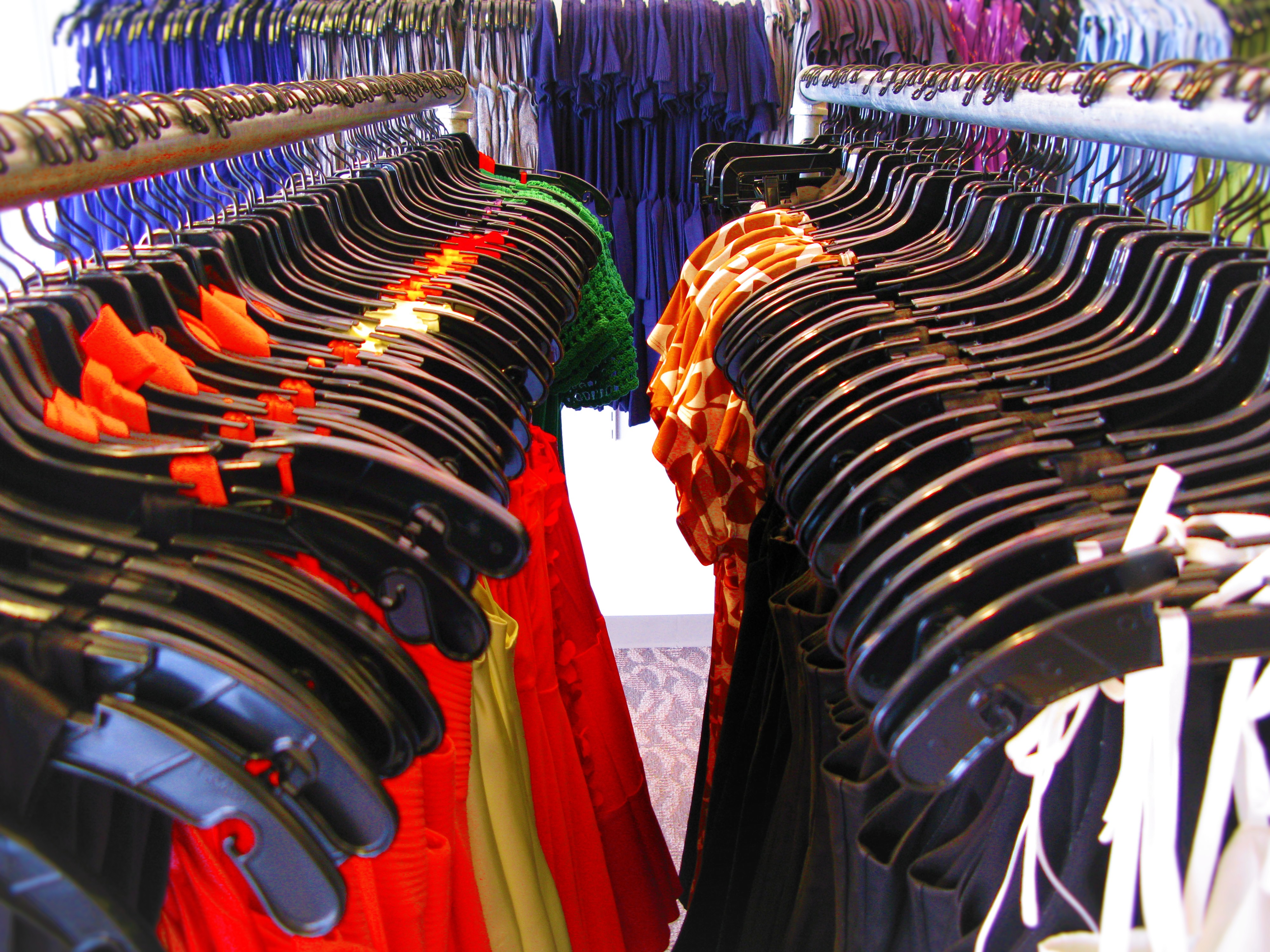 """Retail sales """"encouraging"""" as clothes fly off the racks"""