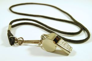 Top tips on whistleblowing