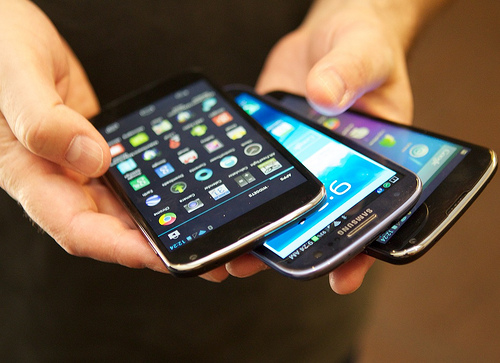 "Mobile tech now seen as ""fourth utility"""