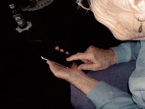 65+ age group more reliant on mobile technology than younger counterparts