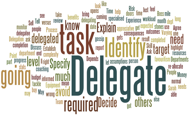5 tips that will teach you how to delegate effectively