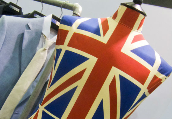 """Luxury brands benefit the most from """"British"""" label"""