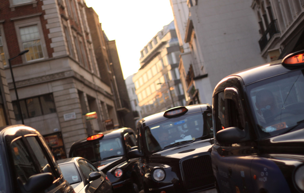Charlie Mullins: Black cabs need to move with the times