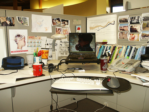 What office workers want for their 'dream' office